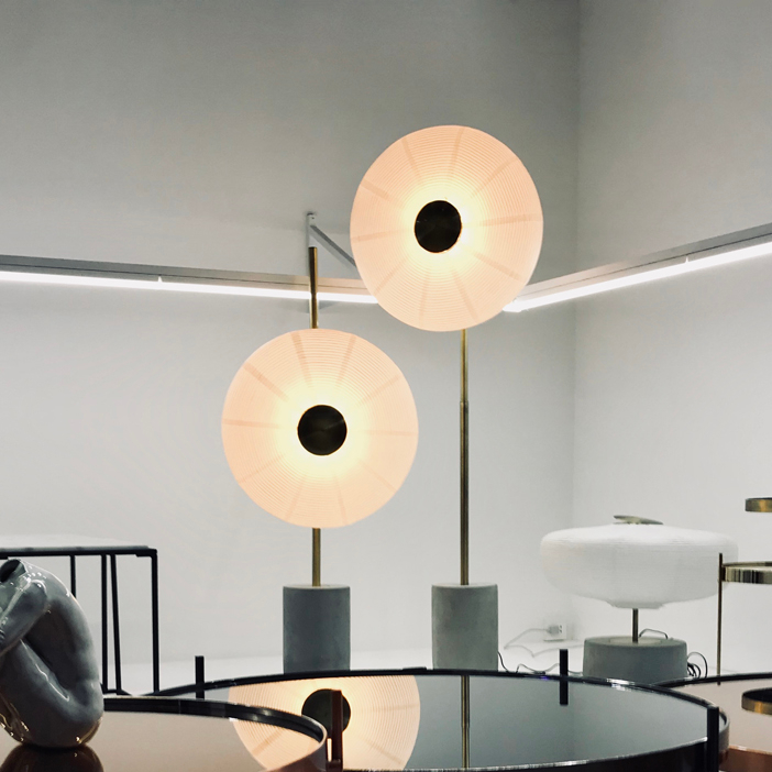 THE UNBEARABLE LIGHTNESS OF LIFE FLOOR LAMP