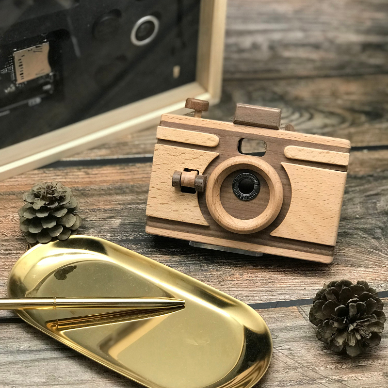WOOD SHOOT CAMERA